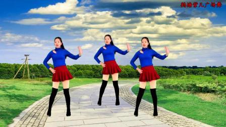 广场上最爱跳的48步,广场舞《无法逃避的痛dj》魅力无限