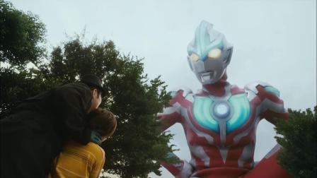 怪兽求助奥特战士,银河上来就是一拳!