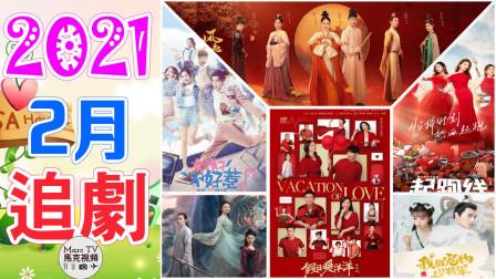 2021年2月上线的电视剧│七部好剧 精彩看点抢先知!【二月电视剧】