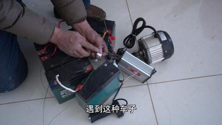 电动车控制器高刹车和低刹车有什么区别?换控制器时线怎么接?