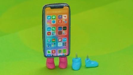 DIY手工:制作迷你手机稳定器