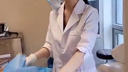 护士小姐姐被欺负,这一次终于知道反击了!