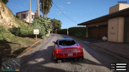 GTA5:当你有一把火神加特林,你能在生化危机里活多久