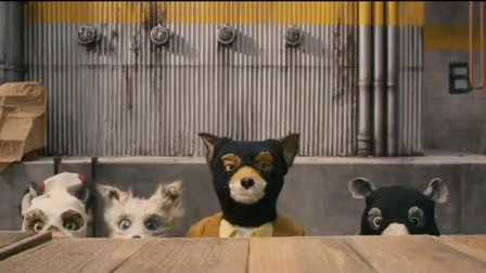 《了不起的狐狸爸爸》11表弟被农场主抓住了