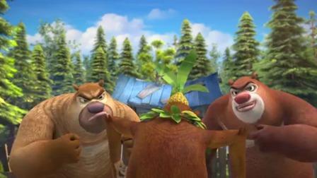 熊出没:原来吉吉的心型饼干是这么做出来的