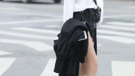 如果颜值和身材只能选一个,你会选哪个?#街拍#穿搭