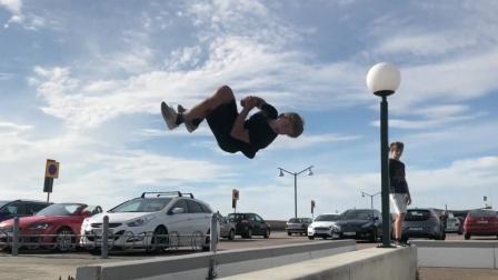 就很夸张!瑞典16岁跑酷运动员Elis Torhall 2020年度合集