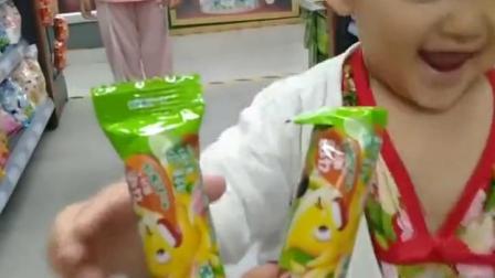 五彩童年:吃糖糖啦!
