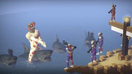 怪兽带领外星人能把迪迦奥特曼的船抢走吗?