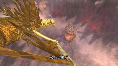 叶罗丽:怪鸟被金王子改变,黑香菱的仙术无效,这可如何是好?