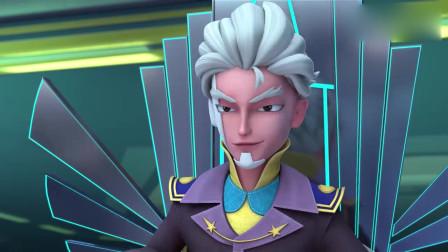 时空龙骑士:牢狱生活很惨,霸王龙稍有不慎,就会被士兵们殴打