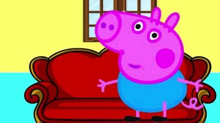 猪妈妈承诺乔治愿望,却说话不算数