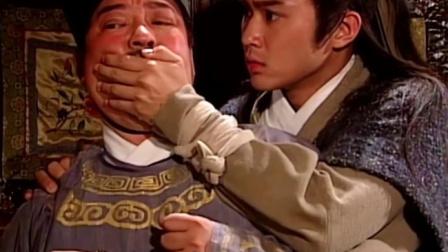 洪七公嘴馋,郭靖带他闯入皇宫绑架御厨,吃满汉全席