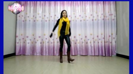 池州天缘广场舞--DJ版-男人没有错--简单32步--原创.14