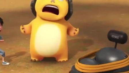 小奶龙:看我弹弹的肚肚,就知道我有多强