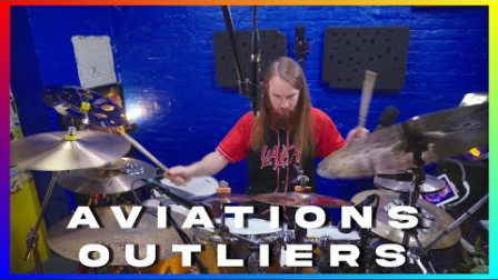 James Knoerl - Aviations - Outliers - Drum Playthrough