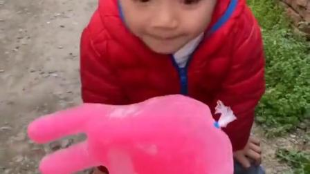 五彩童年:喜欢那个手冰棍呀