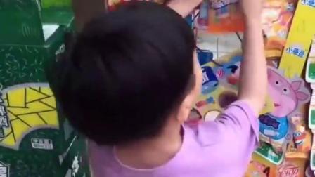 金色的童年:妈妈答应我买糖吃啦