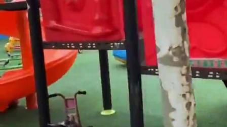 金色的童年:宝贝和妈妈躲猫猫