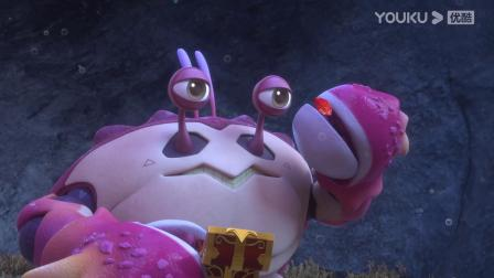 猪猪侠:螃蟹老板手中的宝石突然消失了,终于发现这是场骗局