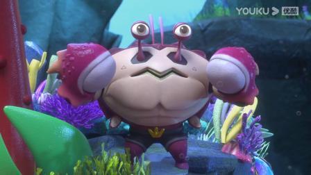 猪猪侠:鮟鱇鱼的咬合力非常惊人,连海底的岩石都能被咬碎
