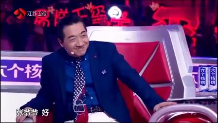 王源介绍张召忠,一句话吓得主持人捂住嘴,郭敬明更是站了起来!