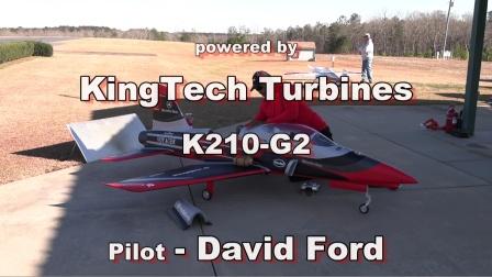 涡喷运动机VOYAGER搭配K210飞行影片