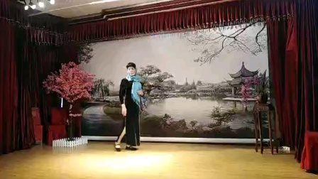 沪剧-杨八曲-陈鸿萍-上海戏迷才艺大赛二等奖2121年.1月