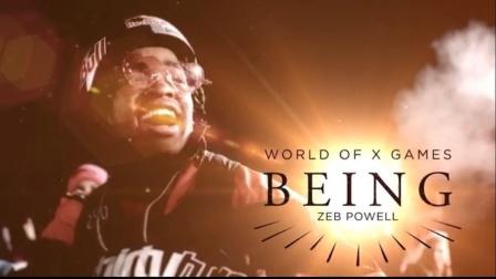 单板滑雪人物记录ZEB POWELL