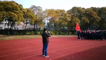 淮安高二生活晨跑