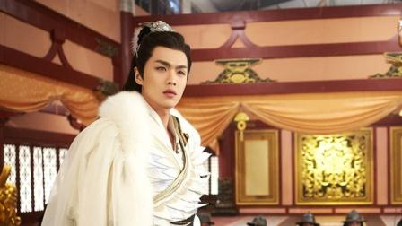 《九州·天空城》张若昀霸道羽皇,又坏又帅的谁能招架得住啊