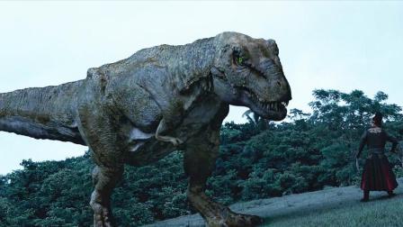 皇上安排士兵寻找神龙,来到之后,谁曾想找到了一条恐龙!奇幻片