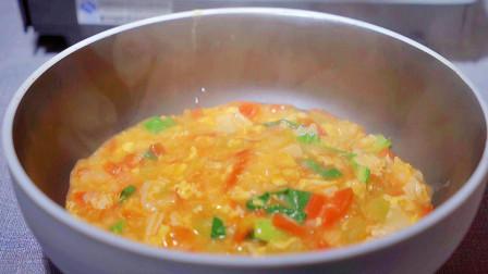 冬天有多冷,疙瘩汤就有多香!