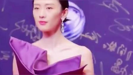 章子怡童瑶两位最像的女明星,世纪同台,你觉得谁最美?