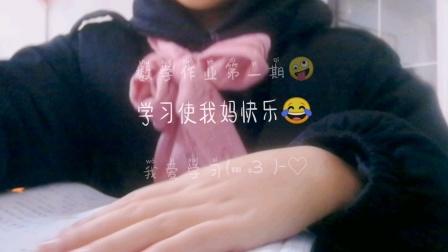 寒假(2)