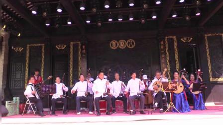 民乐小合奏《喜洋洋》广州四海艺术团民乐队演奏