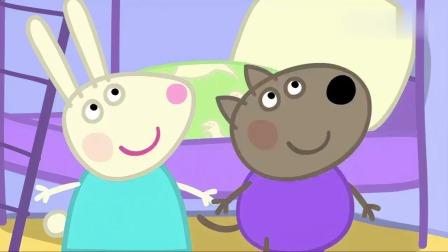 小猪佩奇:佩奇的病康复了,却及其的不开心,想要享受病人的快乐