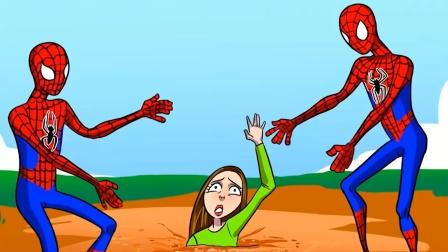 脑力测试:哪一个蜘蛛侠是克隆的?