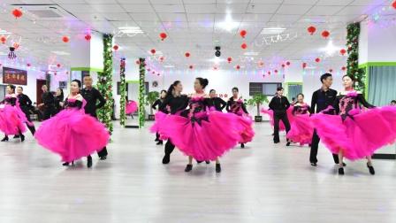 开场舞《飞起来》瑞金市体育舞蹈训练基地学员年终汇演2021.1.24.晚
