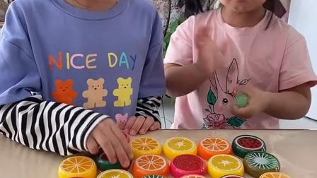 童趣:这个是水晶泥,不是果冻