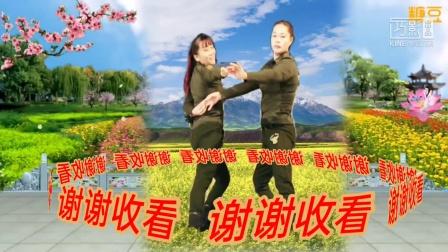 鸿钰广场舞    探戈