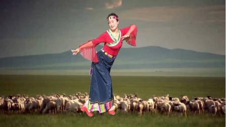 《玛尼情歌》刘福洋老师网红藏舞