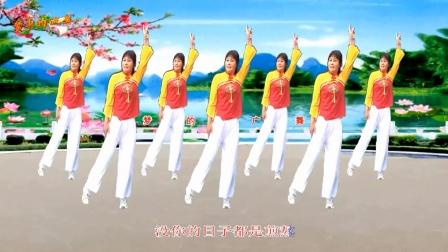 梦中的流星广场舞《情迷心窍》动感时尚32步