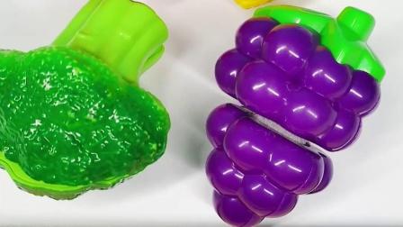 蔬菜水果切切乐 切草莓切西蓝花早教玩具