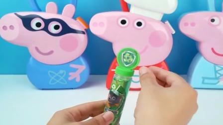 小猪佩奇礼包玩具