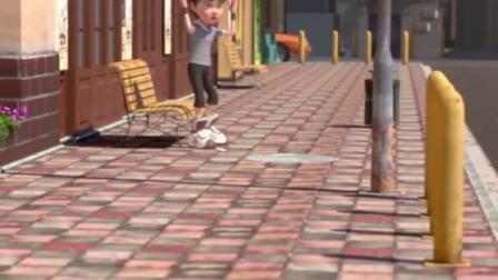 短腿小柯基:我差点成为流浪狗