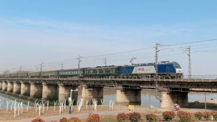 电力0K5545通过,阜阳-上海