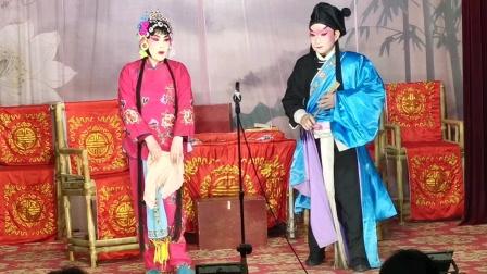 《巧云调叔》,吳润琴,刘洋。三花川剧团2021.01.30演出