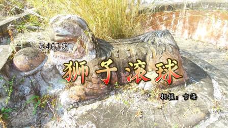 带你去看距离广东化州市区23公里的狮子滚球