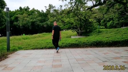 大疆无人机跟拍(深圳灵芝公园)2020.9.26